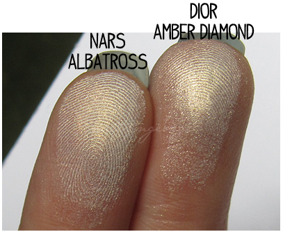 amber diamond comparison