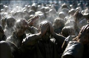 به بهانه عاشورا و یا روز عزاداری برای دشمنان این سرزمین و کشندگان نیاکانمان