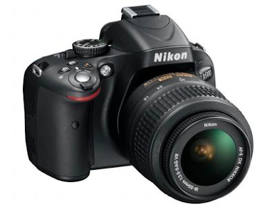 Kamera Nikon D5100