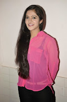 Actress Simran Choudhary Picture Gallery in Black Jeans at Hum Tum Movie Teaser Launch 0008.jpg