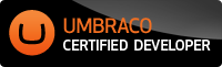 Umbraco Level 1 & 2 Certified Developer