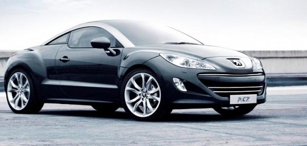 Nuevo Peugeot RCZ Tiptronic 2013 - Precios y Equipamiento