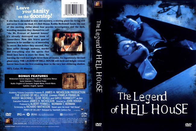 The Legend of Hell House – Latino