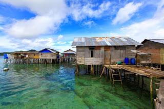 Lokasi Wisata Pulau Misool