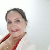 Eu sou a Diná, uma viajante do tempo, escrevo o que me fala o coração e escrevo sem pretensões.