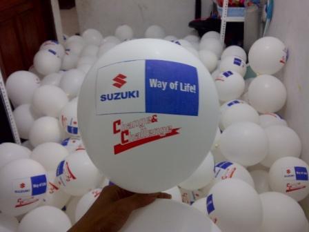 Balon Sablon Balon Print Balon Cetak