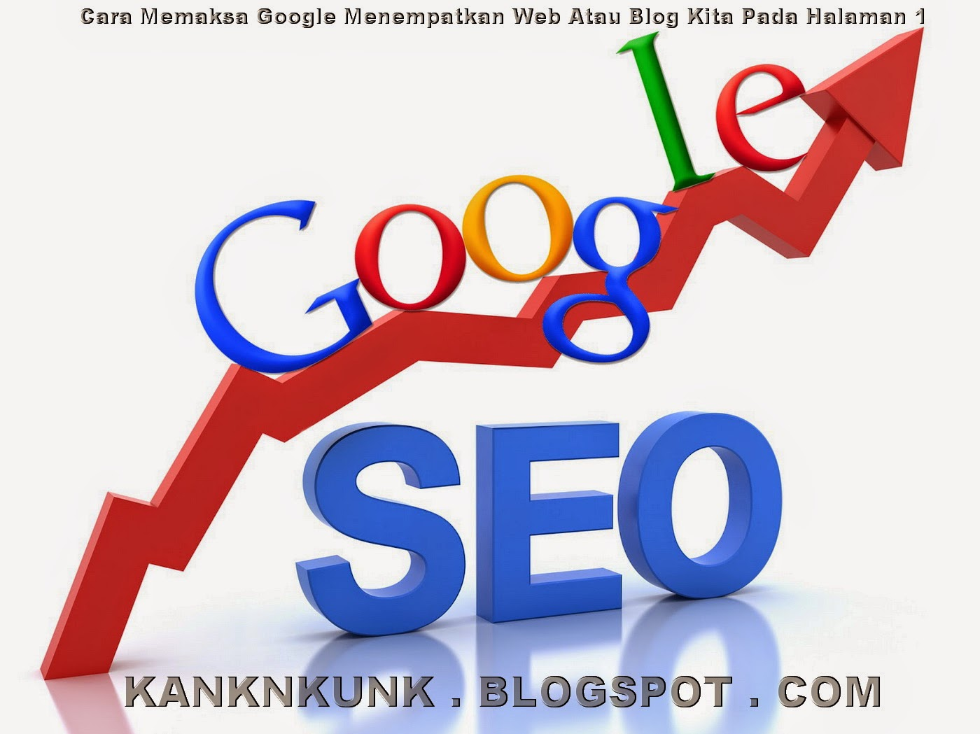 Tutorial Google Trik SEO