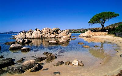 France Sea Landscape