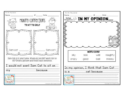 1st Grade Houghton Mifflin Theme 1 preview page 8