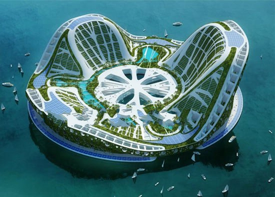 Project to build the most beautiful hotel water in for The most beautiful hotel in dubai