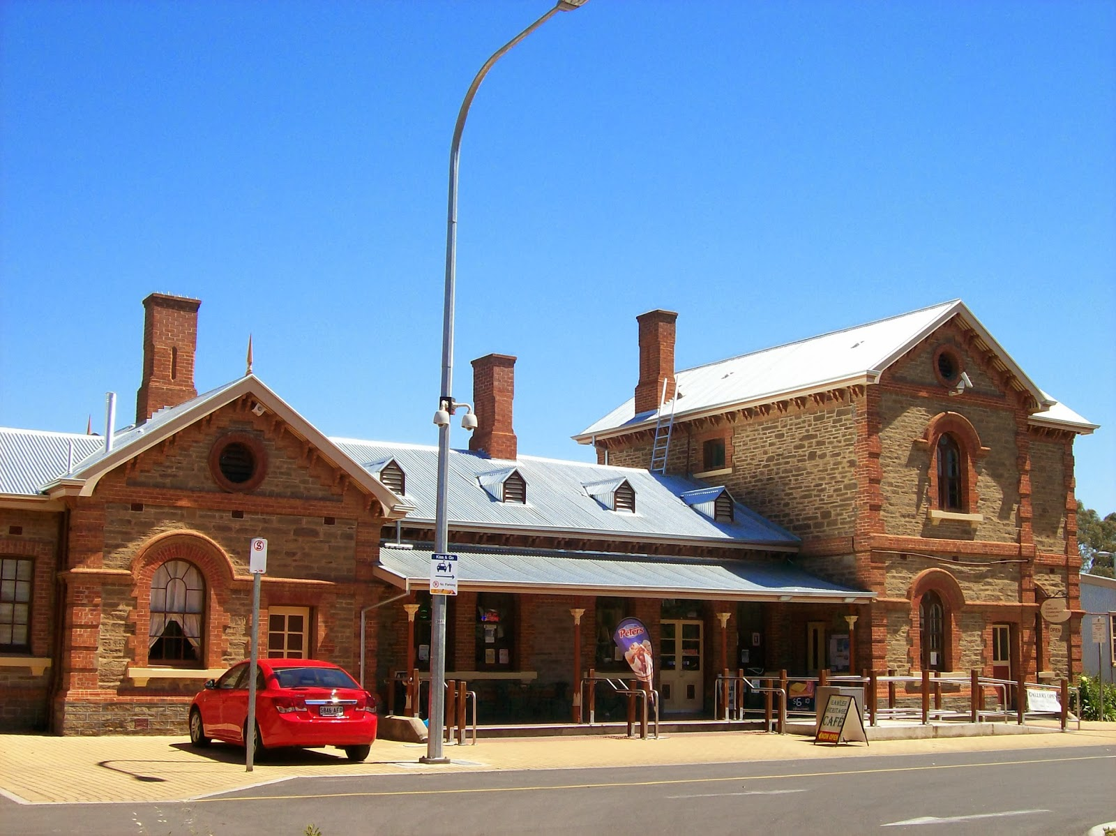 Gawler Australia  City pictures : Gawler RailwayStation in South Australia