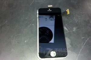 iPhone 5S leaked photo