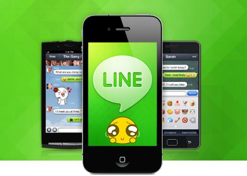 kumpulan tema line messenger di android ios