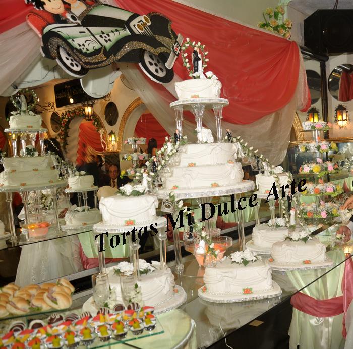 Tortas de matrimonio tortas de matrimonio - Decoraciones de pisos ...