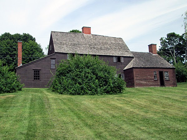 Richard Jackson, The Son Of An Immigrant Cooper, Worked As A Woodworker,  Farmer, And Mariner. His 25 Acre Property Was Adjacent To The Farms Of His  ...
