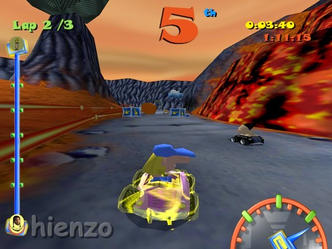 Toon Car PC Game