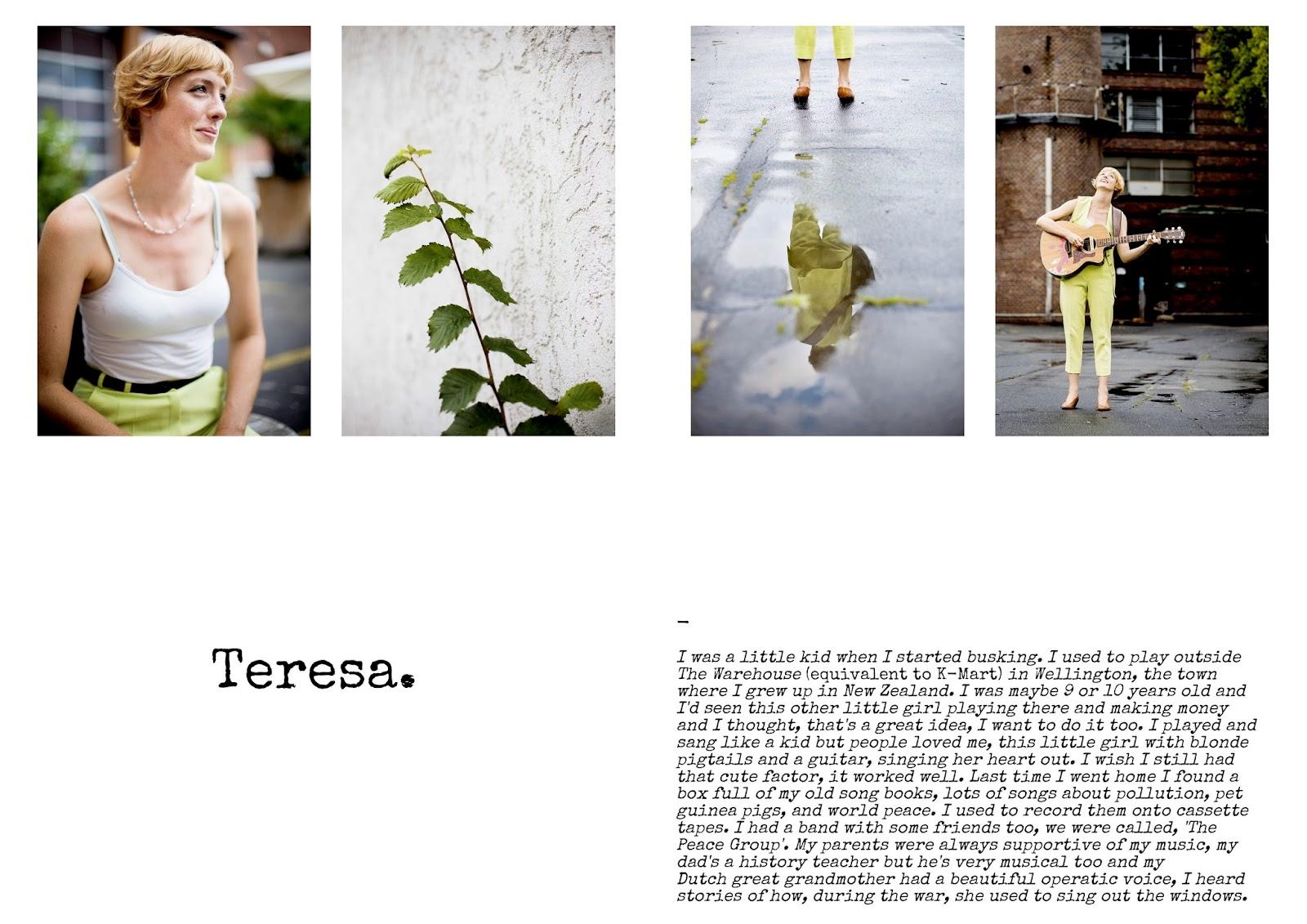Teresa Bergman | © 2014 Annewil Stroo | www.annewil-stroo.nl