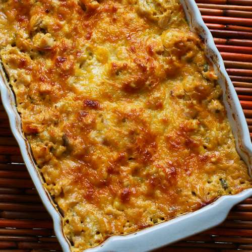 Recipe for Turkey (or chicken) Lasagna with Sage and Three Cheeses ...