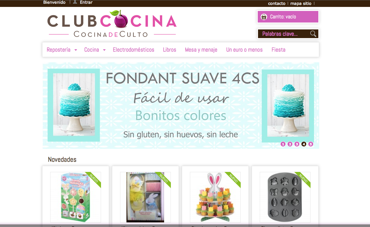 Pitis and lilus gu a de tiendas on line dedicadas al - Ingredientes reposteria creativa ...