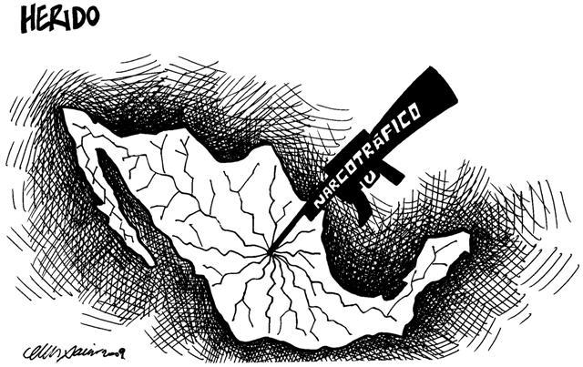 Mexicos $50 billion money laundering problem