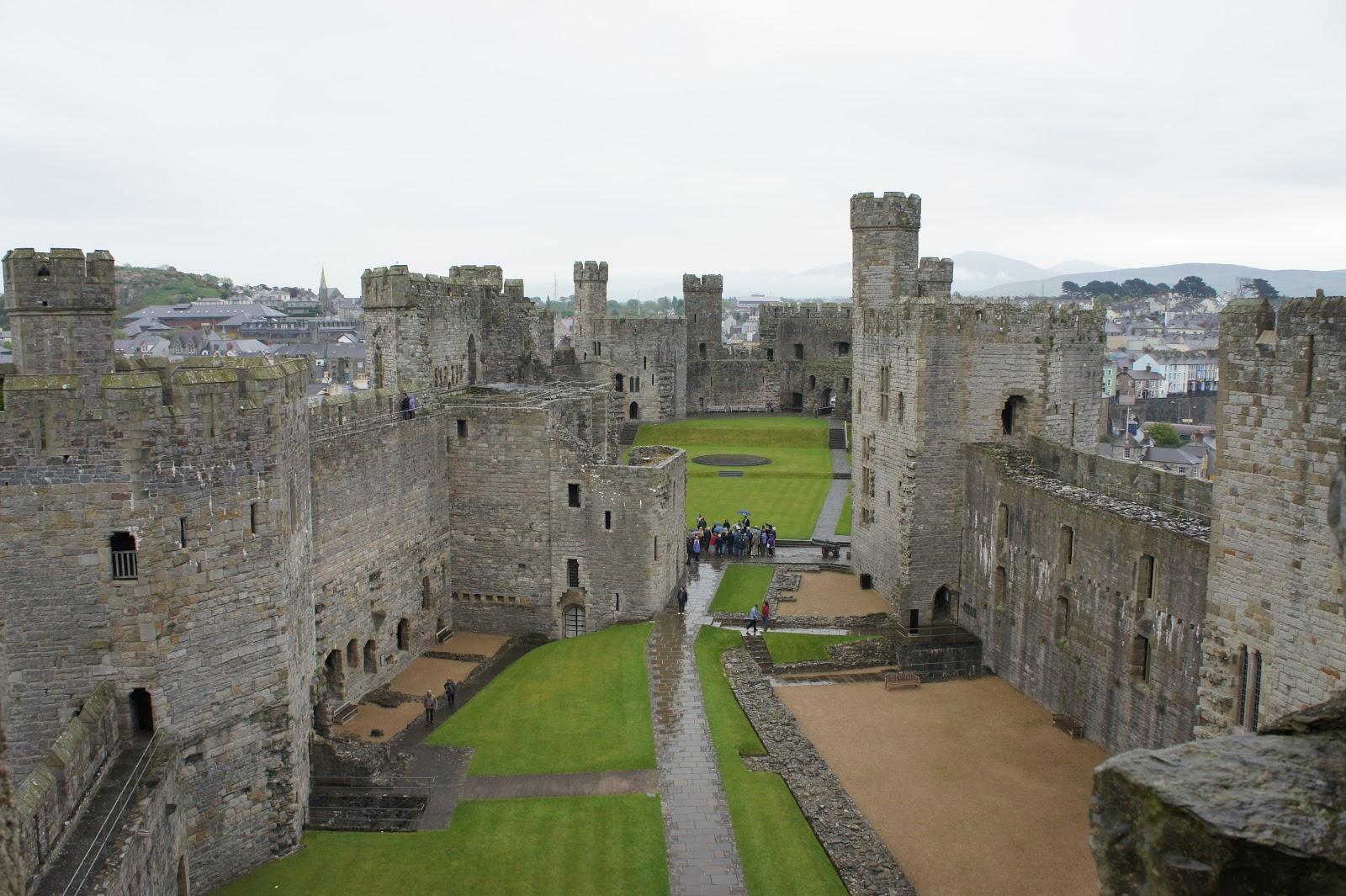 カーナーヴォン城の画像 p1_34