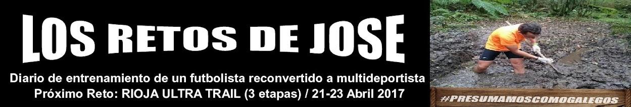 LOS RETOS DE JOSE