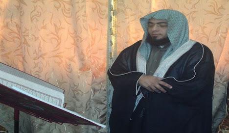 """الشيخ أحمد عبد المجيد """" أبو إسحاق """""""