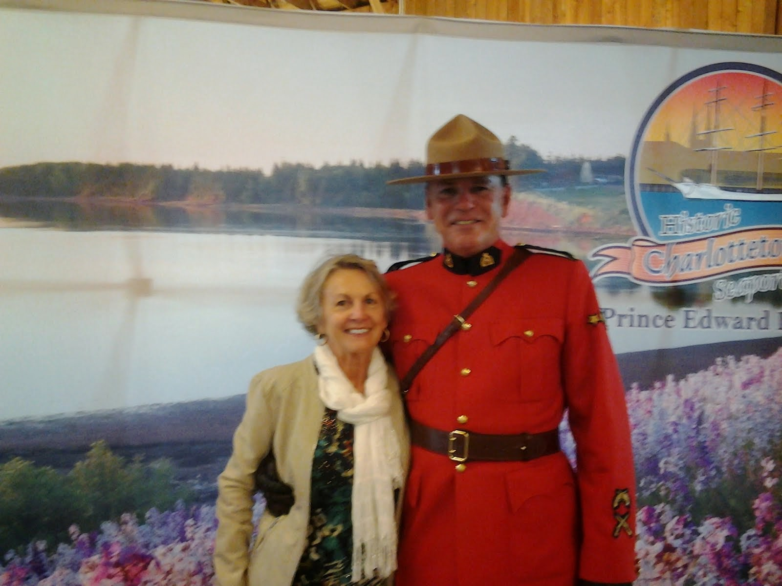 Mountie and Me