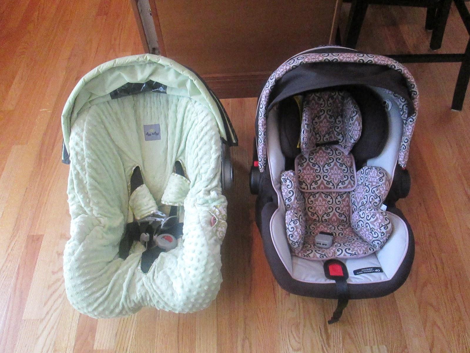 Boston Baby Mama: The Graco SnugRide Click Connect 40