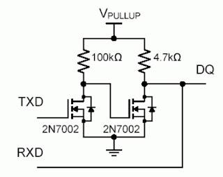 1-Wire com UART