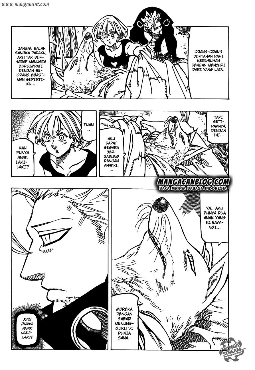 Komik nanatsu no taizai 140 - seorang pencuri dan seorang anak 141 Indonesia nanatsu no taizai 140 - seorang pencuri dan seorang anak Terbaru 3 Baca Manga Komik Indonesia
