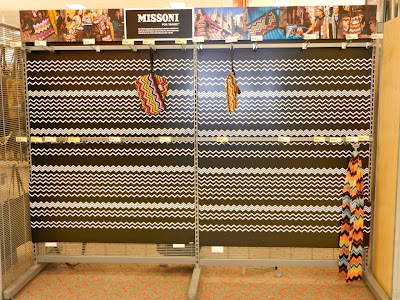 Missoni for Target:  Almost Gone in St. Louis Stores