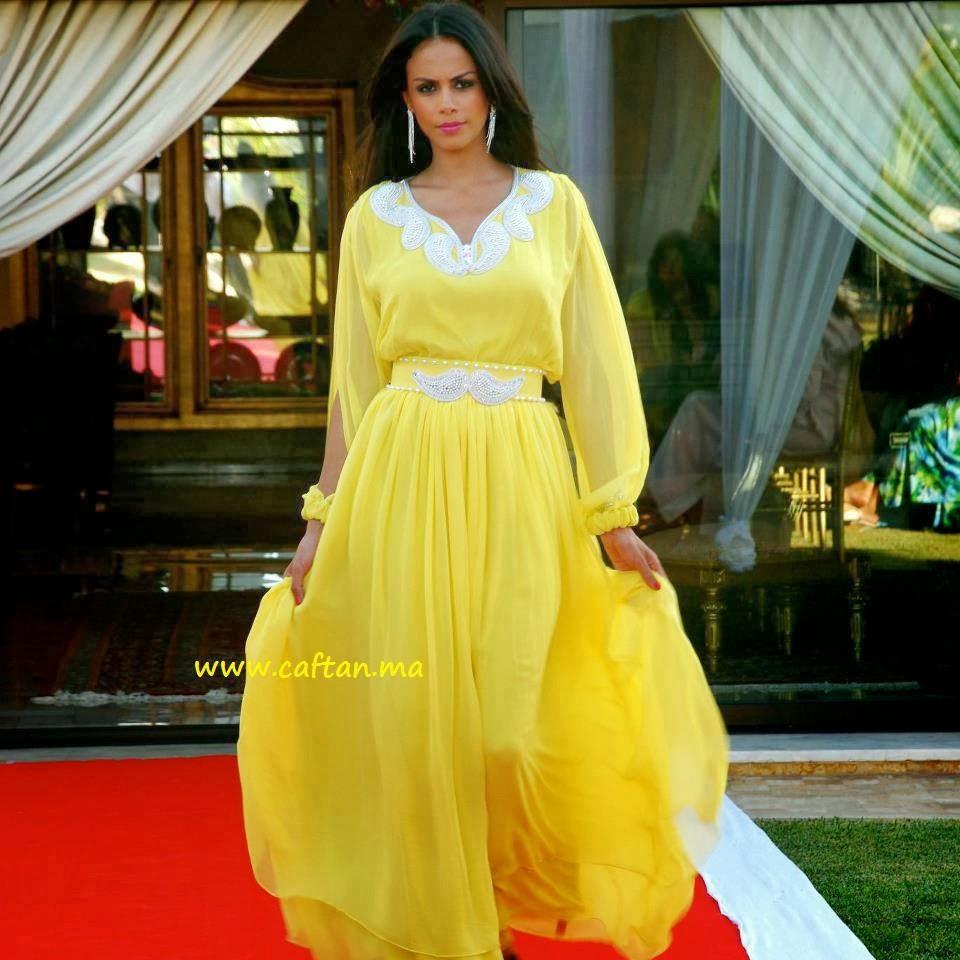 robe marocaine noir deux pi ce de haute gamme robe marocaine de mariage verte 2014 new caftan. Black Bedroom Furniture Sets. Home Design Ideas