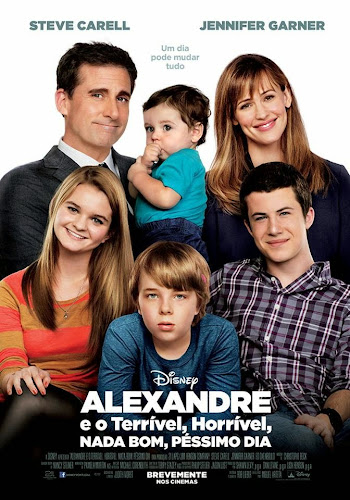 Alexander y un Día Terrible, Horrible, Muy Malo DVDRip Latino