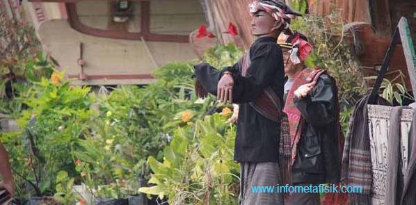 Sigale-gale, Boneka Mistis dari Pulau Samosir