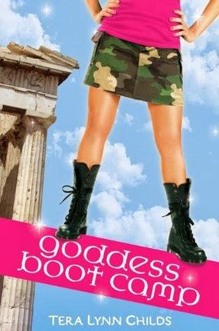 Goddess Boot Camp (Tera Lynn Childs)