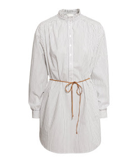 H and M Shirt Dress