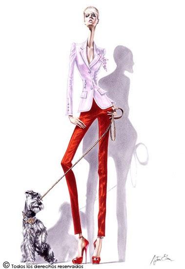 Hannah muller fashion illustrator 65