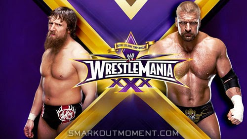 WrestleMania XXX Daniel Bryan defeats Triple H at Mania 30