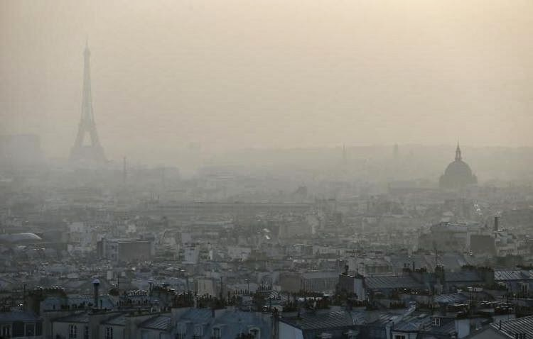 Un nouveau pic de pollution en Ile-de-France