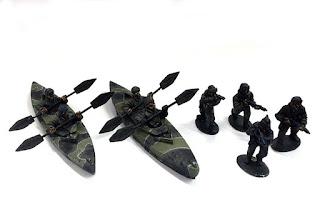 [Reglas] Commandos de la Marina Real