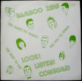 Bamboo Zoo - Look! Listen! Consume! (1981) Ghost Party / Binding Wire (1981)