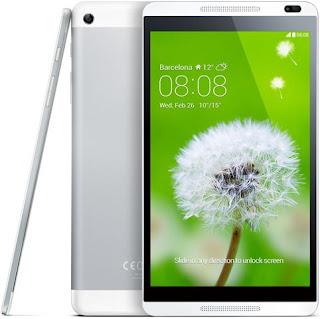 Spesifikasi Huawei MediaPad M1