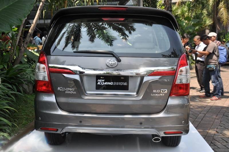 Harga Toyota NEW Kijang Innova 2015 (Grill) | Harga Toyota
