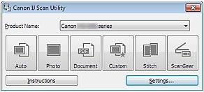 escanear documentos pdf