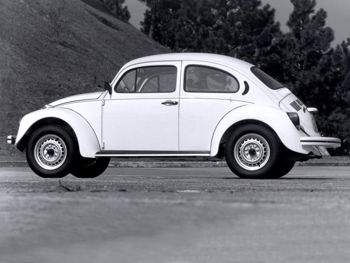 Volkswagen Fusca - carro antigo mais desejado do Brasil