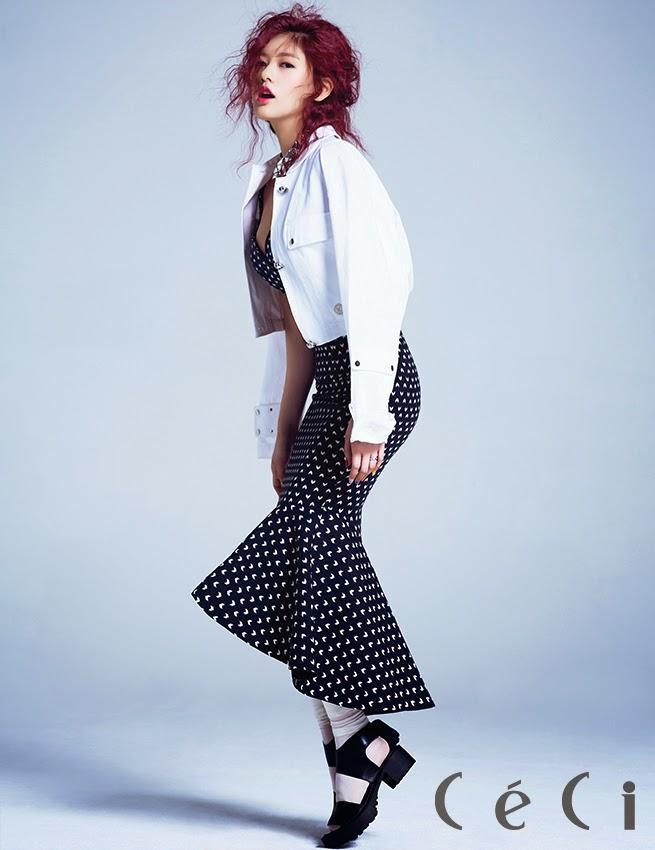 Jung So Min - CeCi May 2014