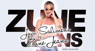 ZUNE JEANS BY JUJU SALIMENI