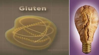 Το πείραμα που σοκάρει: Δείτε τι πραγματικά κάνει η γλουτένη στα τρόφιμα
