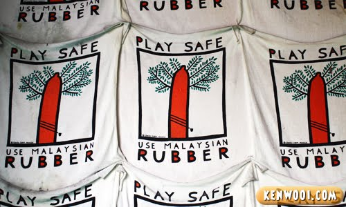 play safe rubber